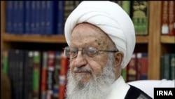 ایت الله ناصر مکارم شیرازی، از مراجع شیعه ایران