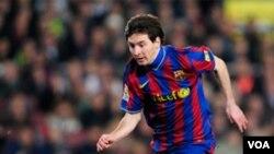 Lionel Messi akan memimpin Barcelona untuk mempertaruhkan rekor 11 kali bertanding tanpa kalah ketika bertanding melawan FC Copenhagen di Denmark.