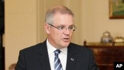 Menteri Keuangan Australia, Scott Morrison (Foto: dok).
