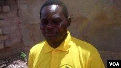 Malanje - Secretário provincial adjunto da FNLA para a area social Nsimba Matuvanga
