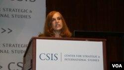 Nhà nghiên cứu Bonnie Glaser.