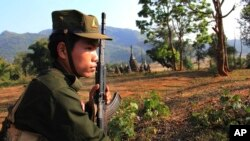 Myanmar Ethnic Wars