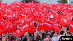 Sosialist Partiyasının dəstəkçiləri