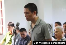 Ông Ninh Viết Bình bị tuyên án 20 năm tù.