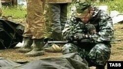2006 წელს მოკლული ოთარ ტურნანბას გვამი