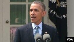 ولسمشر اوباما به د چهارشنبې او پنجشنبې په ورځو کې د شپږو سني هیوادونو په مشرۍ، د خلیج د همکارۍ د شورا کوربه وي.