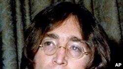 约翰·列侬1968年5月13日在纽约