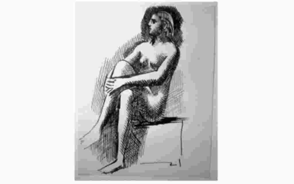 Los cuadros inéditos de Pablo Picasso