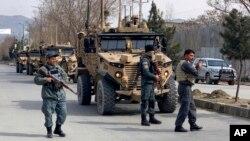 Кабул, 6 марта 2020