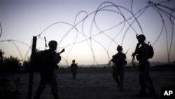 آرشیف: قطعات نظامی ایالات متحده در قندهار