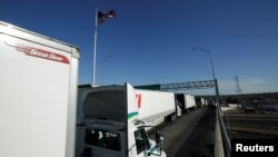 La primera, de siete rondas de renegociación del NAFTA, tendrá lugar en Washington, del 16 al 20 de agosto, y se prevé que la segunda se realice en México, a principios de septiembre.
