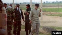 عکسی از حضور قاسم سلیمانی در عراق
