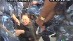 2011-11-01 美國之音視頻新聞: 尼泊爾拘捕超過60名西藏示威者