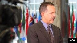 استیون مال هماهنگ کننده ارشد وزارت خارجه آمریکا در اجرای توافق هسته ای