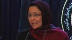 ثريا دليل: ميزان مرگ و مير نوزادان در افغانستان به نصف کاهش يافته است