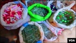 کراچی: چھوٹی بڑی ہر سائز کی بوتل فروخت کیلئے دستیاب