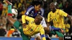 """Toda Copa del Mundo tiene esos partidos que parecen """"picaditos"""" entre amigos, y la victoria de Japón contra Camerún, fue algo así."""