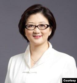 位于台北的前国票金控公司独立董事雷倩