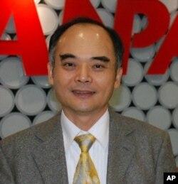 南寶樹脂(中國)有限公司執行總經理孫德聰