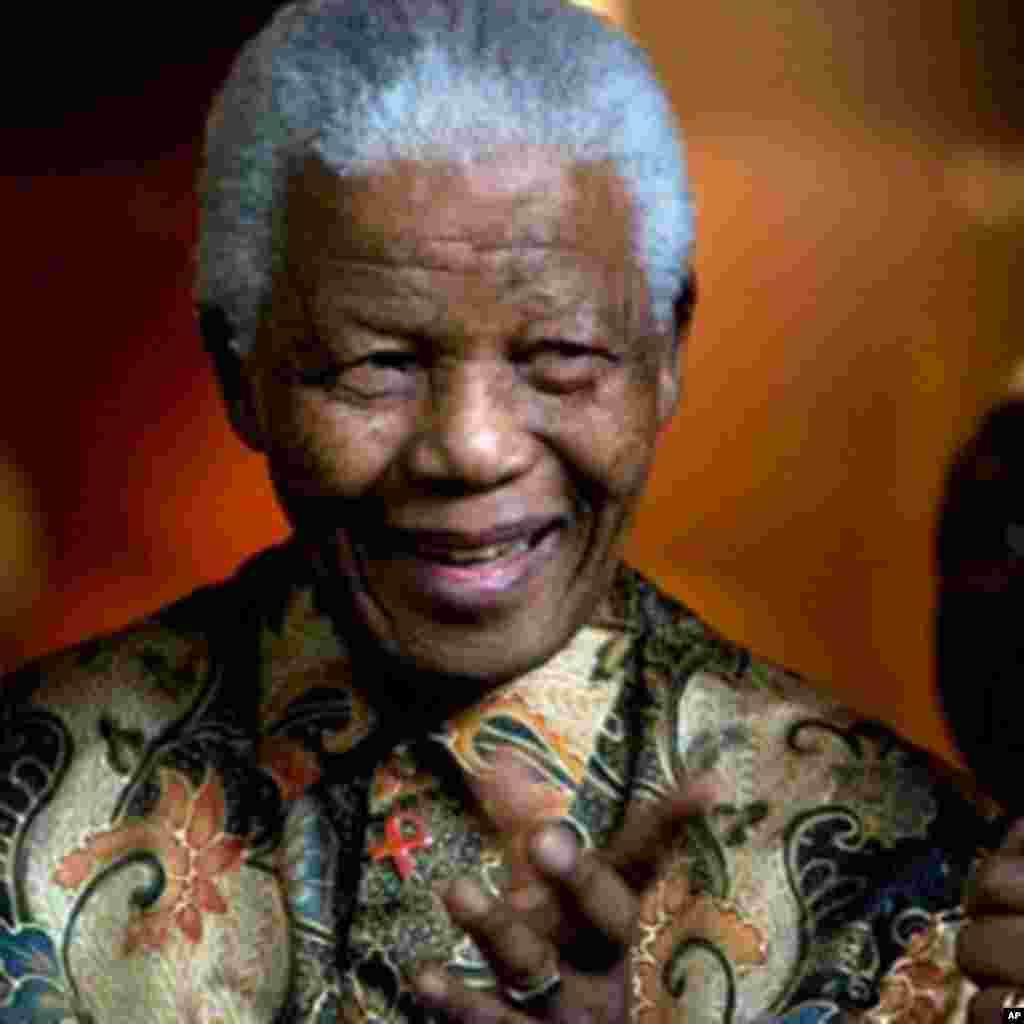 Após 27 anos na prisão, Nelson Mandela se tornou o presidente da África do Sul em 1994.Esta quinta-feira ele completa 95 anos e segue internado em estado crítico.