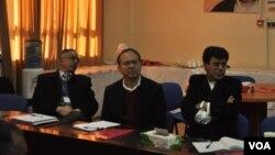داکتر عرب نمایندۀ بنیاد بیل گیتس برای محو پولیو در افغانستان