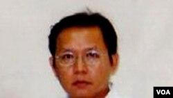 Pham Minh Hoang, profesor matematika berkewarganegaraan Perancis.