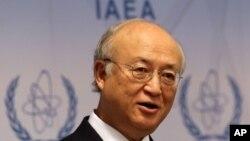 Ông Yukiya Amano, tổng giám đốc Cơ quan Nguyên tử năng Quốc tế