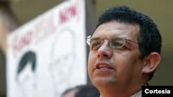 Gustavo Tórres, director ejevutivo de Casa Maryland