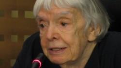俄人权活动家和萨哈罗夫奖得主阿列克谢耶娃去世