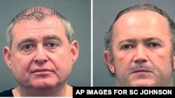 總統私人律師朱利亞尼兩名合作者被捕