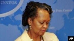 Florie Liser, Representante Adjunta dos EUA para o Comércio Externo
