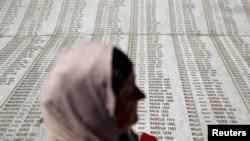 Potočari, Srebrenica 2015.