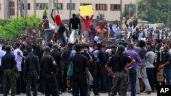 Professeurs impayés: les universités nigérianes tournent au ralenti