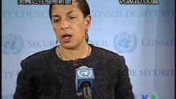 2011-11-29 美國之音視頻新聞: 美德兩國要求聯合國制裁敘利亞