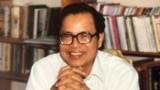 GS Nguyễn Văn Trung, Đại học Văn Khoa Sài Gòn 1969. [nguồn: album gia đình Nguyễn Quốc Linh]