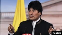 Evo Morales no pudo frenar las protestas que iniciaron la semana pasada.