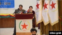 Democratic Union Party(PYD) 6th Conference in Syria