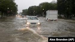 Poplava u centru Vašingtona