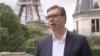 Vučić: Srbija jedina ima različite stavove, zahtevi Prištine maksimalistički