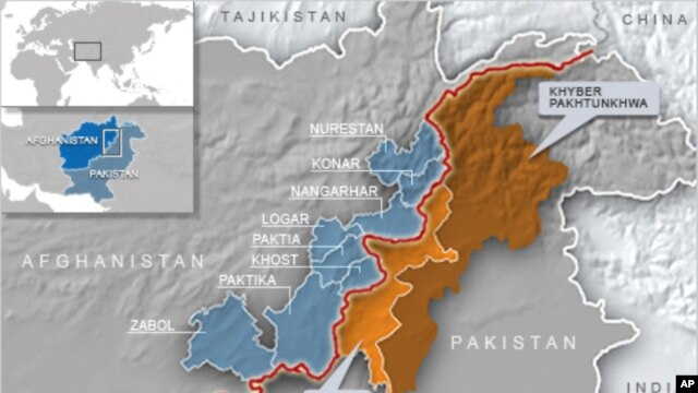 Attacks Continue on Afghanistan-Pakistan Border