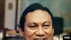 Mantan orang terkuat Panama, Jendral Manuel Antonio Noriega akan diekstradiksi kembali ke Panama (Foto: dokumen 8/11/1989).