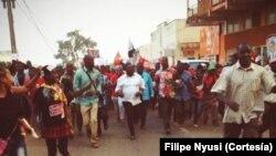 """Moçambique vive dias """"quentes"""" de campanha"""