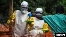 Ma'akatan Ebola.