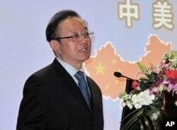 中国国际经济交流中心秘书长魏建国