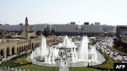 Erbil'den genel görünüş