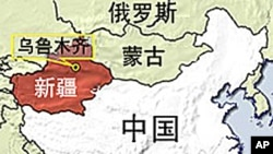 俄媒:新疆局势未控制 能源安全受威胁