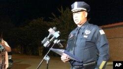 مایکل رالینگز رئیس پلیس ممفیس