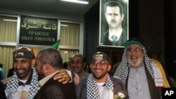 واکنش فلسطین به تبادله اسیران با اسرائیل