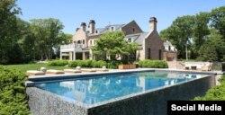 خانه جیزل باندچن و تام بریدی به فروش گذاشته شد