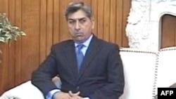 Giám đốc Cơ quan tình báo Pakistan ISI, Tướng Ahmad Shuja Pasha